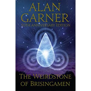 """The Weirdstone of Brisingamen"" cover art"