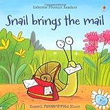 Snail Brings the Mail (Usborne Phonics Readers)