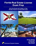 img - for Florida Real Estate License Exam Prep: All-in-One Review and Testing To Pass Florida's Pearson Vue Real Estate Exam book / textbook / text book