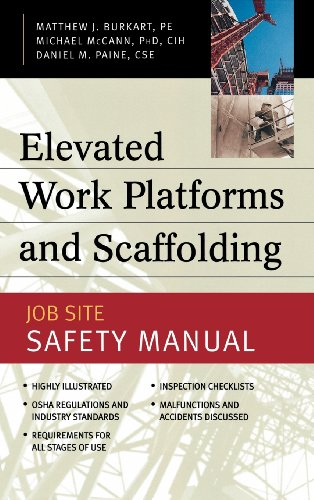 Elevated Work Platforms and Scaffolding - McGraw-Hill Professional - MG-0071414932 - ISBN: 0071414932 - ISBN-13: 9780071414937