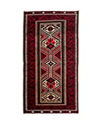 Navaei & Co. Alfombra Persian Mached Rojo/Multicolor 183 x 91 cm
