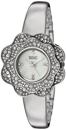 badgley-mischka-con-forma-de-flor-crystal-reloj-de-pulsera-para-mujer