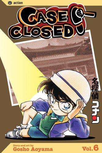 名探偵コナン コミック6巻 (英語版)