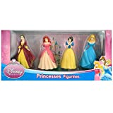 Disney Princess 4 Figurines