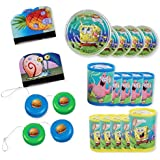 24 Piece Spongebob Squarepants Children's Party Gift Toys Loot Favour Pack Set