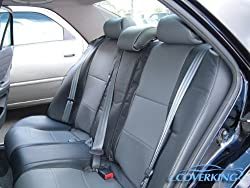83-91 GMC S15 Jimmy Coverking Leatherette Custom Fit Seat Covers FRONT ROW
