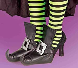 Witch Shoe Covers Adult from Forum Novelties Inc