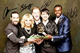 Pentatonix a cappella group reprint signed autographed 12x18 poster photo by all 5 #1
