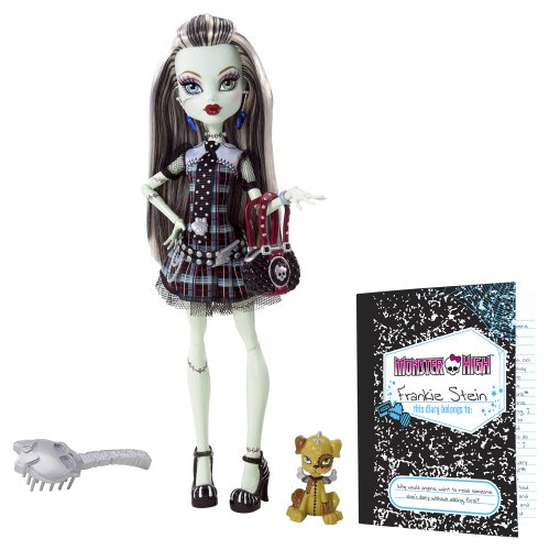 Mattel BBC67 - Monster High Original Favorite Frankie