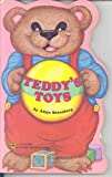 Teddys Toys (Golden Sturdy Shape Books) (0307123154) by Golden Books