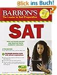 Barron's SAT (Barron's Sat (Book Only))
