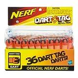Nerf - 61717 - Recharges Nerf Dart Tag - Pack de 36par Nerf