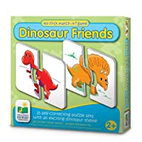 The Learning Journey My First Match It, Dinosaurs by The Learning Journey International