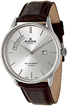 Edox Les Vauberts Men's Watch