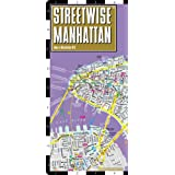 Streetwise Manhattan Map - Laminated City Street Map of Manhattan, New Yorkby Streetwise Maps