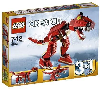 Lego Creator - 6914 - Jeu de Construction - Le T-Rex