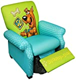 Newco Kids Warner Brothers Recliner, Scooby-Doo