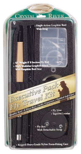Crystal River Executive Travel Pack - Fly Fishing
