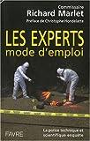 Les experts : mode d'emploi