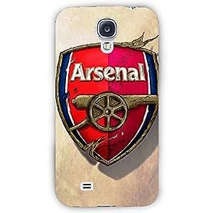 EYP Arsenal Back Cover Case for Samsung S4 Mini