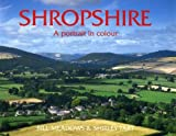 img - for Shropshire: A Portrait in Colour (County Portrait) by Bill Meadows (2001-10-18) book / textbook / text book