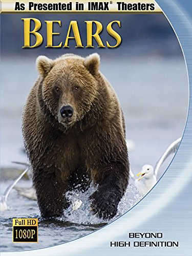 IMAX Bears on Amazon Prime Video UK