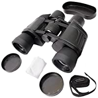 COMET 8x40 Powerful Prism Binocular Telescope Outdoor with Pouch