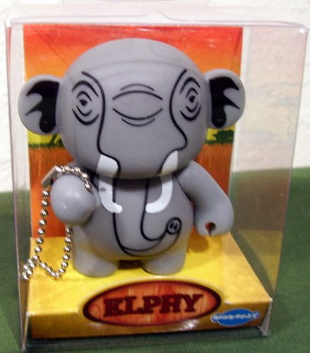 Elphy Monskey Zoo Artist Designed Figure