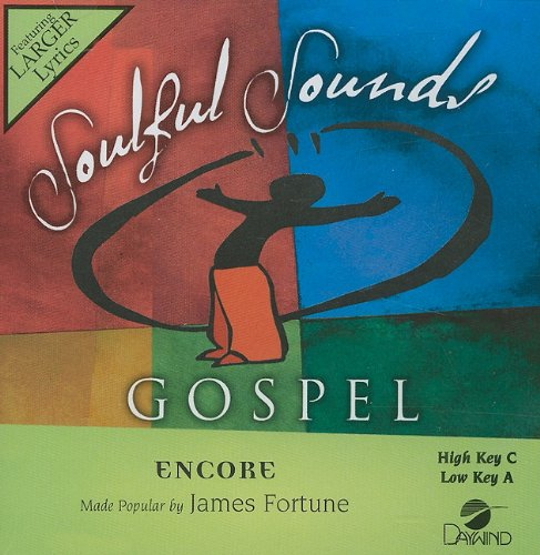 Encore [Accompaniment/Performance Track] (Soulful Sounds Gospel)