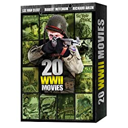 20 World War II Movies (Gift Box)