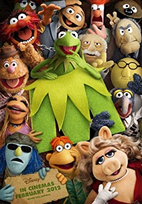 (11x17) The Muppets Style I Movie Poster