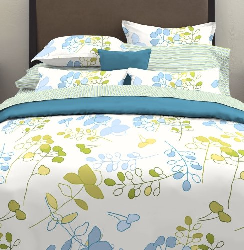 City Scene, Eden Collection, Duvet Set, Full/Queen