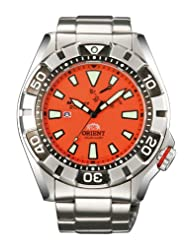 Orient Men's SEL03002M M-Force Automatic and Hand-Wind Watch