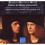 Coffret 50 CD Deutsche Harmonia Mundi – Edition du 50ème Anniversaire