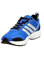 Adidas Men's Imba Blue And Black Mesh Running Shoes- UK 11