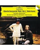 Liszt: Piano Concertos Nos.1 & 2; Totentanz