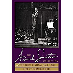 Frank Sinatra The Royal Festival Hall (1962) + Live at Carnegie Hall