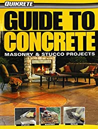 Quikrete Guide To Conrete Book