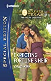 img - for Expecting Fortune's Heir (The Fortunes of Texas: Southern Invasion) book / textbook / text book
