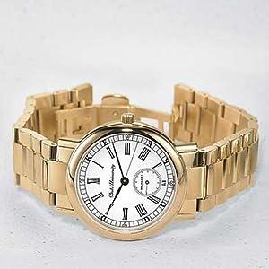 Duke University Mens Swiss Watch - Classic with Bracelet by M.LaHart & Co.
