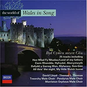 World of Wales in Song