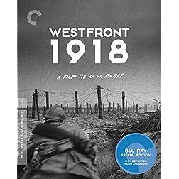 Westfront 1918 [Blu-ray]