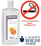 #6: Anti Tabak Pampelmuse 1000ml von Lampe Berger