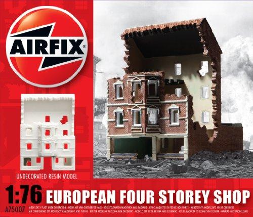 Airfix 1:76 European Four Story Shop