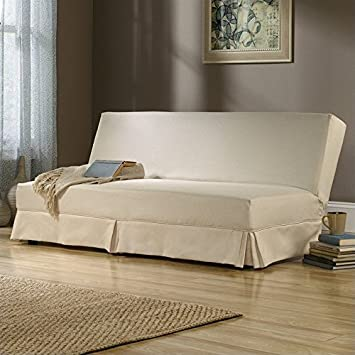 Studio RTA Premier Cottage View Convertible Sofa in Ivory