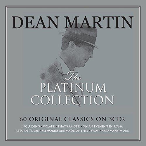 DEAN MARTIN - The Platinum Collection - Dean Martin - Zortam Music