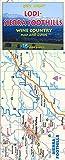 Lodi Sierra Foothills Map