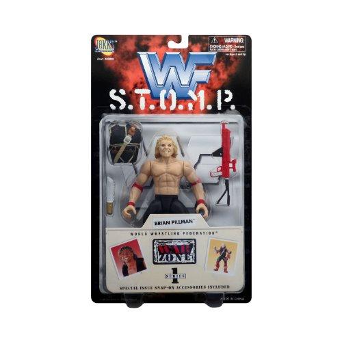 WWF STOMP Brian Pillman, 1997
