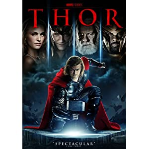 Thor Movie Clips and Trailer