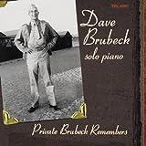 echange, troc Dave Brubeck - Private Brubeck Remembers